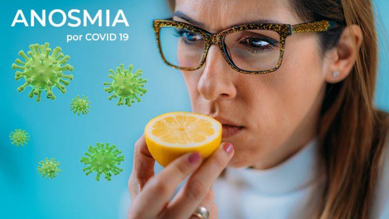 ¿Existe un tratamiento para la pérdida de olfato por Covid-19?